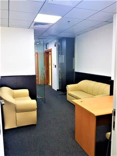 Fitted Office Space Right For You!