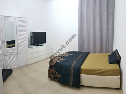 MASTER BEDROOM FULLY FURNISHED READY TO MOVE FOR MONTHLY RENT JUST 1600 AED INCLUDING ALL IN SHARJAH AL NAHDA