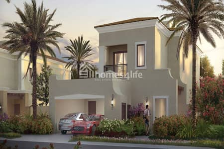 3 Bedroom Townhouse for Sale in Dubailand, Dubai - Type C | Amaranta 3 Bed | Handover December