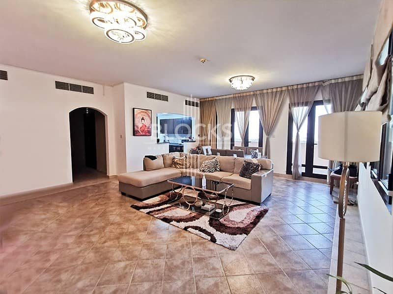 2 Spacious 2 bed + Maids Apartment | Park View