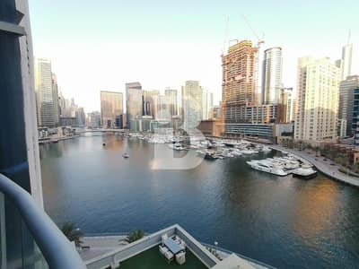 شقة 2 غرفة نوم للايجار في دبي مارينا، دبي - 2 bedroom l Spacious l Full Marina View