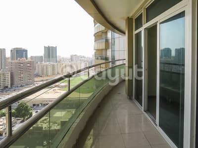 فلیٹ 2 غرفة نوم للبيع في عجمان وسط المدينة، عجمان - شقة في برج هورايزون C أبراج الهورايزون عجمان وسط المدينة 2 غرف 300000 درهم - 4789021