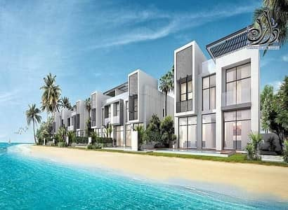 4 Bedroom Villa for Sale in Sharjah Waterfront City, Sharjah - Villa for sale on an island with sea views