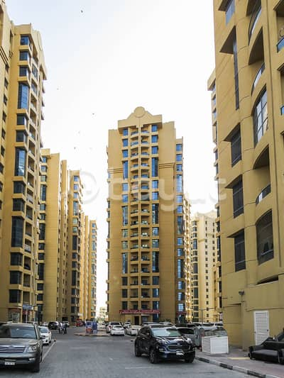 1 Bedroom Apartment for Sale in Ajman Downtown, Ajman - 1 BHK For Sale in Al Khor Towers