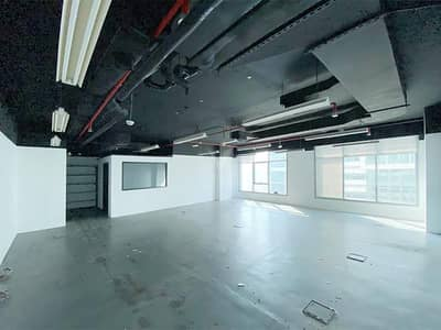 Office for Rent in Barsha Heights (Tecom), Dubai - Vacant | Fitted | High Floor | Close to Metro