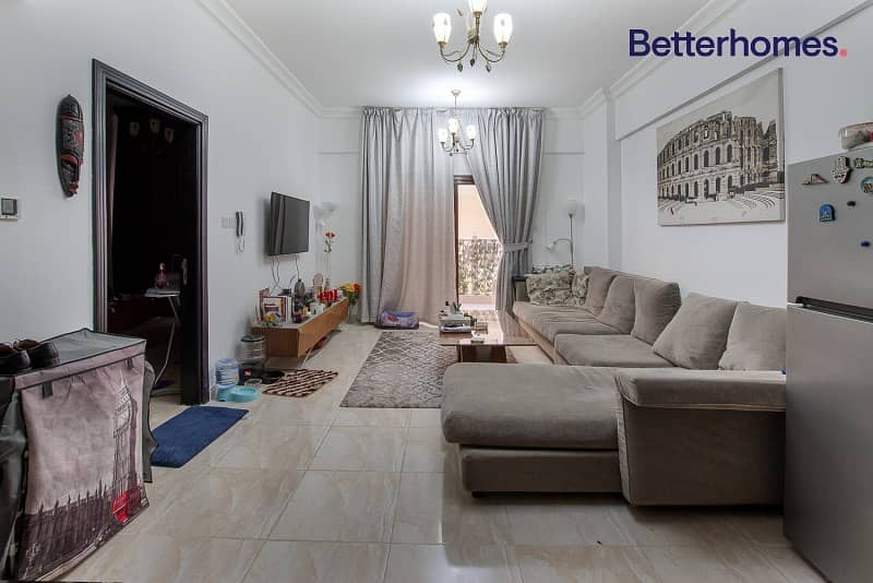 2 Furnished Large 1 Bed|2nd Floor|Balcony.