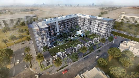2 Bedroom Apartment for Sale in Masdar City, Abu Dhabi - Brand new! Best deal for investment! Best view!