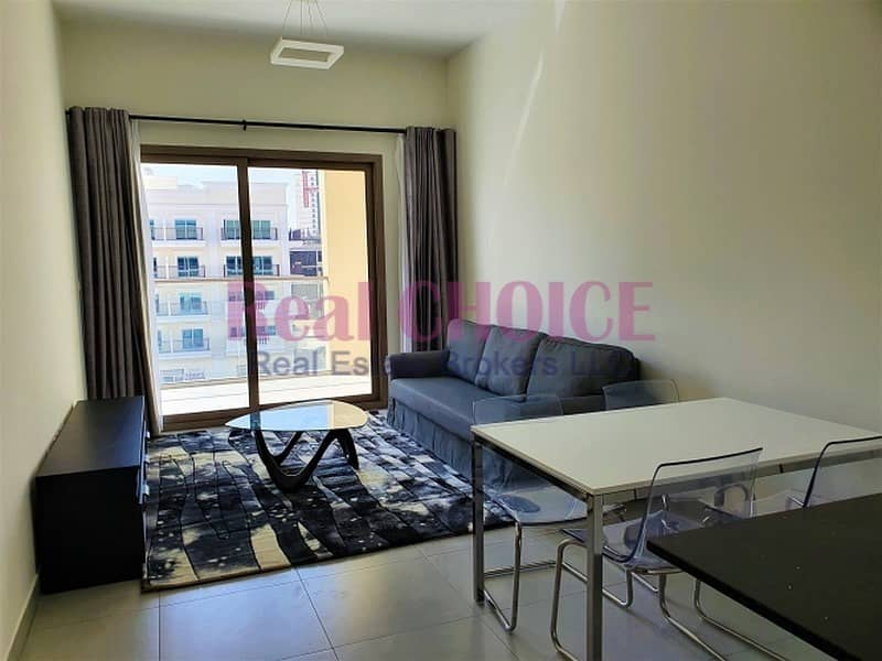 2 Brand New | Fully Furnished | Balcony | Open Kitchen