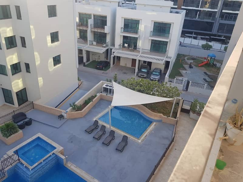 11 POOL VIEW  RENTED UNIT ON HIGH FLOOR  BEST ROI