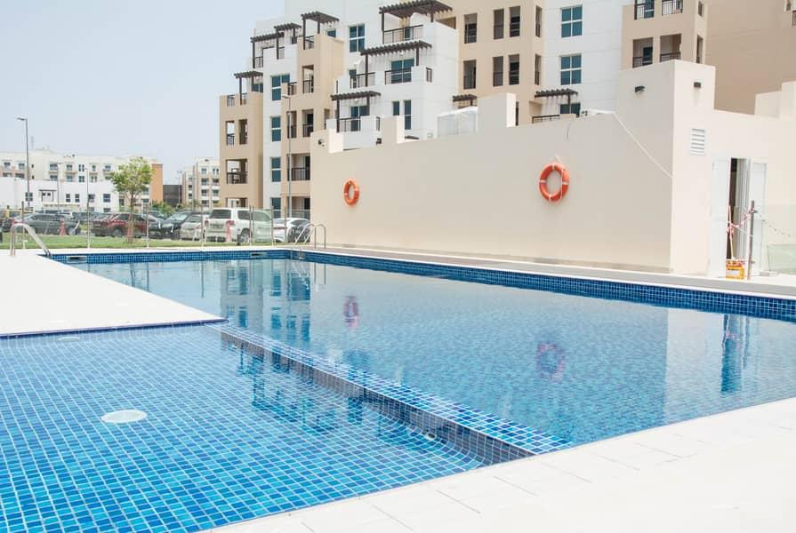 Rent Brand New Furnished Studio Apartment & Get Free Tourist Visa