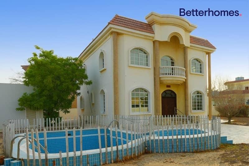 Spacious 5 Bedroom Villa | Best location