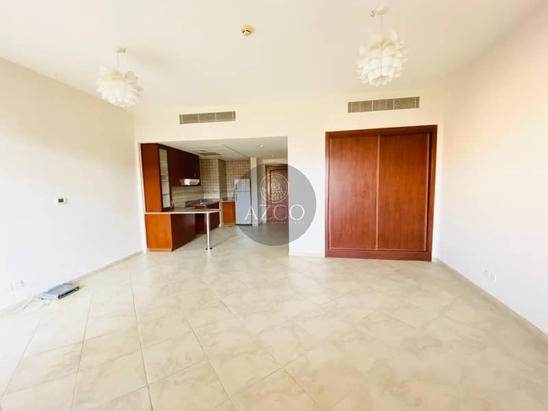 2 HUGE STUDIO WITH BALCONY  | READY TO MOVE