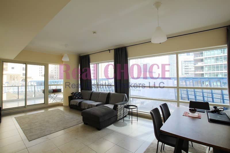 2 Best Offer | 2 Bed | Low Floor | Al Sahab 2
