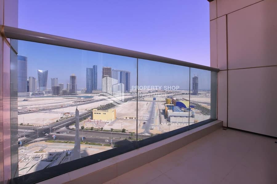 2 Splendid Lifestyle 2BR with Balcony & Iconic Views!