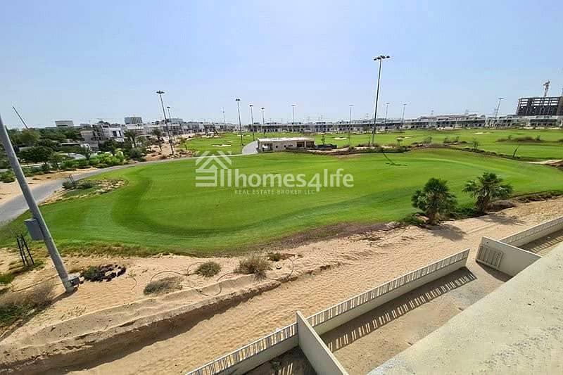 2 Rare 3 bedroom villa | Golf view Paradise
