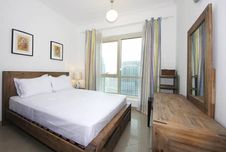 2 Bedroom Flat for Rent in Jumeirah Lake Towers (JLT), Dubai - 2 BEDROOM APARTMENT | CLOSE TO METRO | NO COMMISSION
