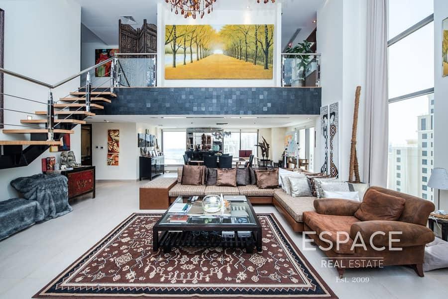 2 Amazing Duplex Loft with Partial Sea View