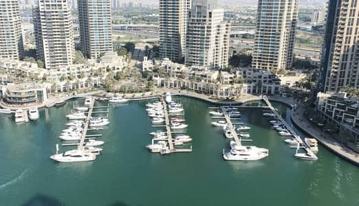 2 Bedroom Apartment for Rent in Dubai Marina, Dubai - Furnished upgraded full marina view 2 bed