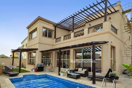 3 Bedroom Villa for Sale in The Villa, Dubai - Custom Built I Corner villa I Single Row
