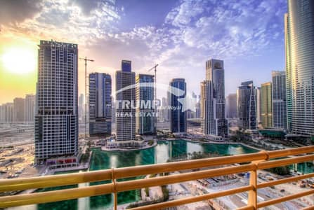 Upgraded Lake View 2Br+Maid in Icon Tower 2 JLT