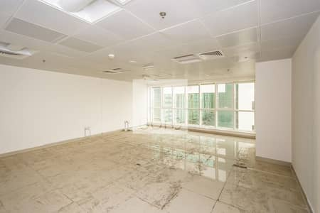 مکتب  للايجار في شارع السلام، أبوظبي - Fitted Office | Ideally Located | Spacious