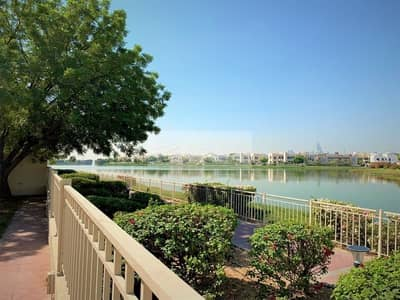 4 Bedroom Villa for Rent in The Springs, Dubai - Lake View |  Vacant Villa |  Type 2 | |  New Floor