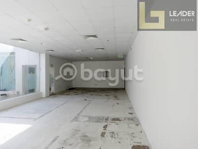 مکتب  للايجار في القوز، دبي - Commission Free l Office Shell & Core l 956 Sq ft l Near pepsi bridge