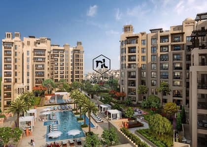 شقة 2 غرفة نوم للبيع في أم سقیم، دبي - 3-BR| Free Hold | Near Beach | Community living|Madinat Jumeirah Living