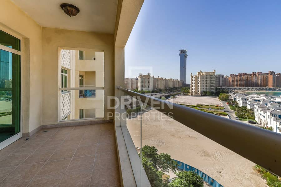 2 Best 2 Bed plus Maids room with Sea View