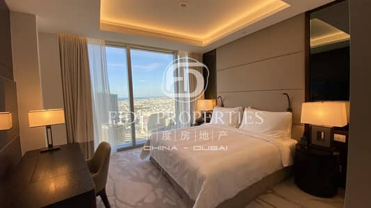 Sea View |Closed Kitchen |Higher Floor | Brand New