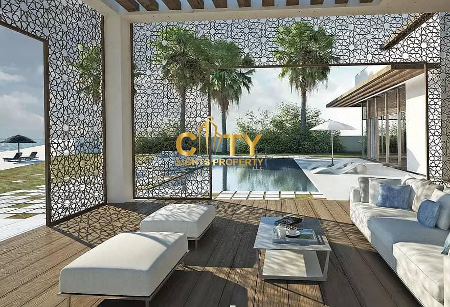 16 Exclusive Luxury Beach Villa