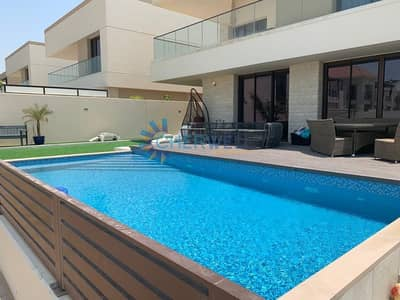 Exquisite 5BRM Villa With Pool & Beach Access | Type 6