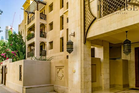 2 Bedroom Apartment for Sale in Old Town, Dubai - Private courtyard | 2 Bed | Study | Old town