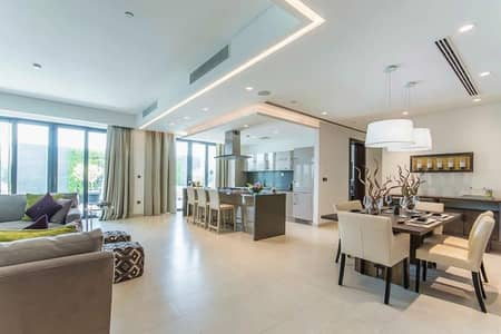 1 Bedroom Flat for Sale in Mohammad Bin Rashid City, Dubai - 25% And Move IN and 75% post handover for 4 years.1BHK Available and ready to move in Your Green Address in the Heart of