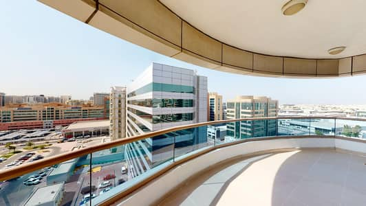 3 Bedroom Apartment for Rent in Deira, Dubai - Free maintenance | Close to mall | Chiller free