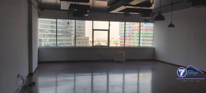 Office for Rent in Dubai Silicon Oasis, Dubai - FITTED  Office in IT Plaza For Rent