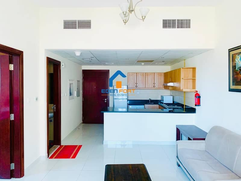 Nicely Furnished 1 BHK In Elite 3 DSC - 34000