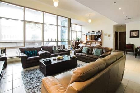 3 Bedroom Villa for Sale in Dubai Marina, Dubai - Villa | Two Parking Spaces | Vacant On Transfer