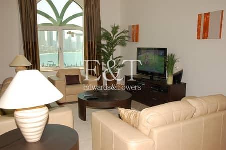 3 Bedroom Flat for Rent in Palm Jumeirah, Dubai - Managed | 3 BR | Furnished or Unfurnished | PJ