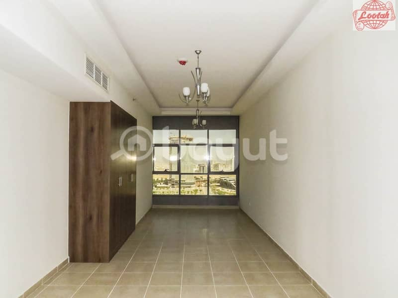 No Commission - Direct from Owner - Brand New Studio flat for Rent in Motor City in a very affordable price