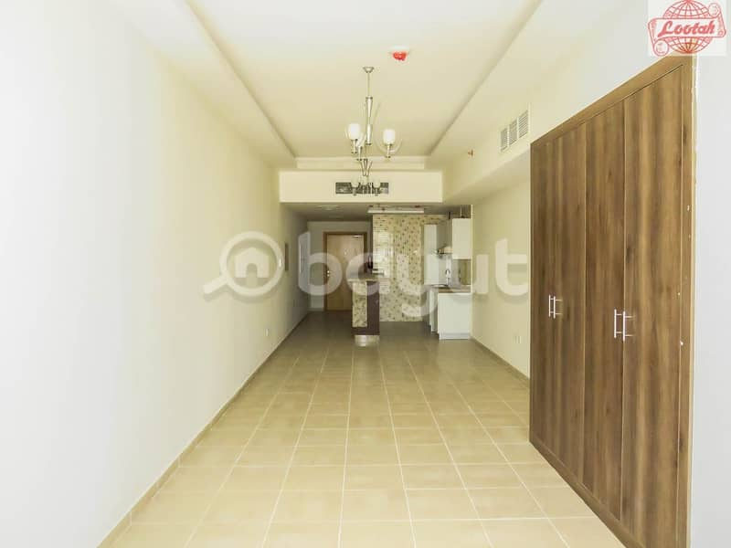 2 No Commission - Direct from Owner - Brand New Studio flat for Rent in Motor City in a very affordable price
