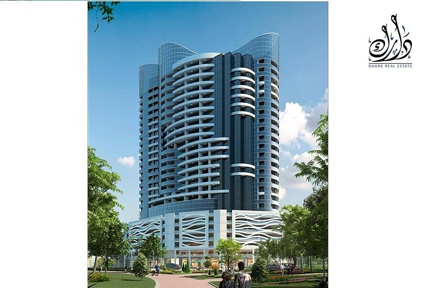 Furnished Studio I 7 Years Payment Plan I