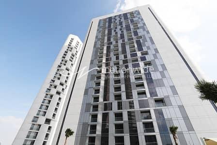 شقة 2 غرفة نوم للبيع في جزيرة الريم، أبوظبي - An Affordable Furnished Apartment w/ Balcony