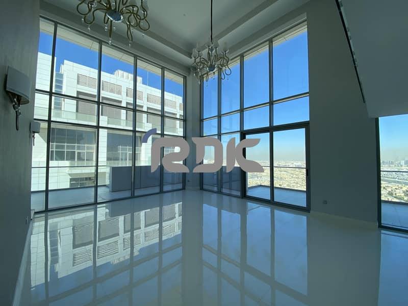 2 Luxurious 2BR Penthouse - Dubai Skyline View
