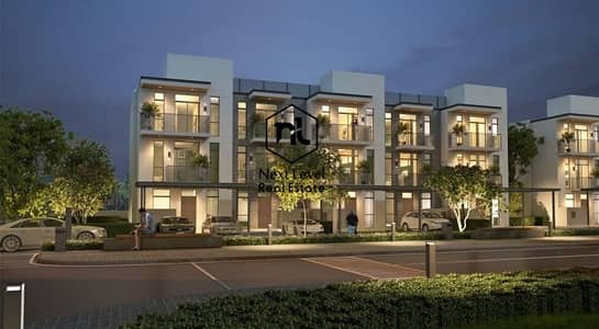 4 Bedroom Townhouse for Sale in Mohammad Bin Rashid City, Dubai - 3 level ultra-luxurious townhouse / Stylish Design / Easy Payment Plan