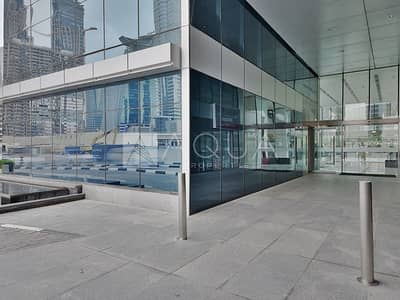 Shop for Sale in Business Bay, Dubai - Spacious Road Facing Duplex Retail Space