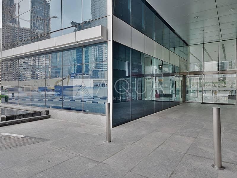 Spacious Road Facing Duplex Retail Space