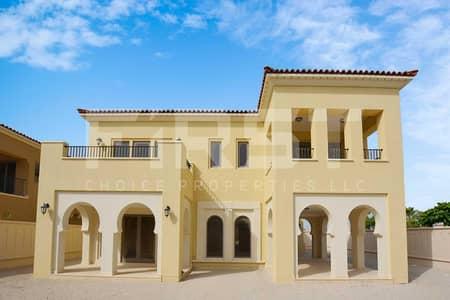 تاون هاوس 3 غرف نوم للبيع في جزيرة السعديات، أبوظبي - Luxurious Townhouse in a Prestigious Site.