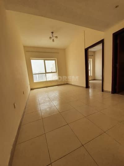 شقة 1 غرفة نوم للايجار في جاردن سيتي، عجمان - Open view | Mandarine Building | Least and last