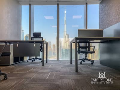 Office for Rent in Business Bay, Dubai - Gorgeous Interiors | Stunning Views| Brand New| No Commission|Prime Address